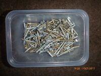 Variety of screws