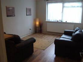 Refurbished 1 Bedroom Flat with Garage Next to Hounslow Central Station