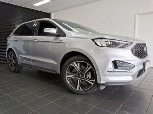 2018 Ford Endura CA 2019MY ST-Line Silver 8 Speed Sports Automatic Wagon Berrimah Darwin City Preview