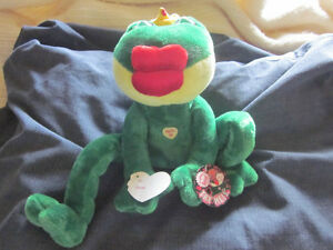 brand new Plush Kissing Frog London Ontario image 1