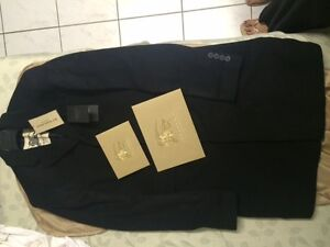 BRAND NEW MEN BURBERRY TRENCH COAT