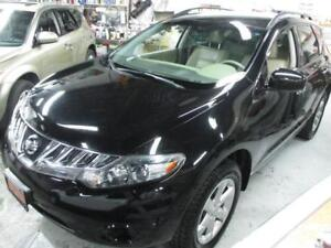 2009 Nissan Murano S AWD Leather