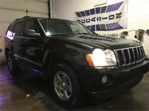 JEEP GRAND CHEROKEE LIMITED 2005 AWD**FINANCEMENT MAISON&1ANGAR*