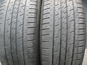PAIR OF 225/60R17 ALL SEASON $40 FOR THE PAIR