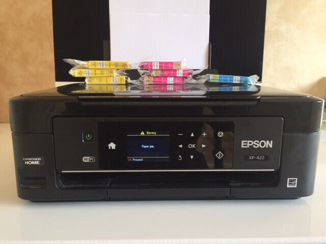 Epson Expression Home XP-422 printer & scanner   in Woodford Green, London    Gumtree
