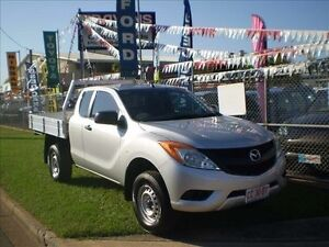 2013 Mazda BT-50 MY13 XT (4x4) 6 Speed Manual Winnellie Darwin City Preview