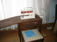 Elna      500       Electronic     Sewing     Machine