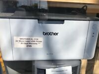 Brother HL-1110 A4 Mono Laser Printer - Refurbished with warranty