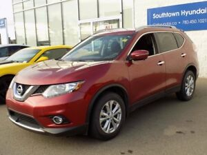 2015 Nissan Rogue SV/3D VIEW CAM/PANO ROOF/BLIND SPOT DETECTION