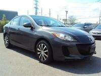 2013 Mazda Mazda3 GX AUTO ALLOY WHEELS BLUETOOTH Ottawa Ottawa / Gatineau Area Preview