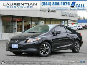 2013 Honda Civic Cpe EX-PERFECT STUDENT CAR!*New winter tires in