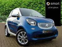smart fortwo coupe PASSION (blue) 2015-10-30