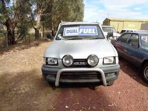 2001 Holden Rodeo tray Ute Mansfield Mansfield Area Preview