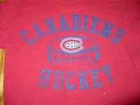 Montreal Canadiens Size Small Shirt