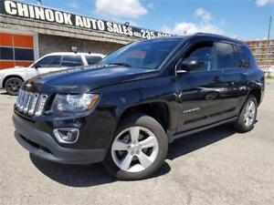 2015 Jeep Compass 4WD 4dr