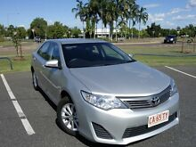 2012 Toyota Camry ASV50R Altise Silver Pearl 6 Speed Sports Automatic Sedan Gunn Palmerston Area Preview