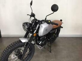 Mutt Akita 125 Silver 2020 125cc Learner Legal Motorbike