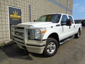 2011 Ford Super Duty F-250 4X4 **** FX4 **** 8FT BED**** READY F