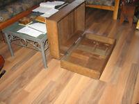 Antique old Oak Box