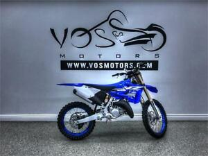 2018 Yamaha YZ125-Stock#V2870NP- No Payments For 1 Year**