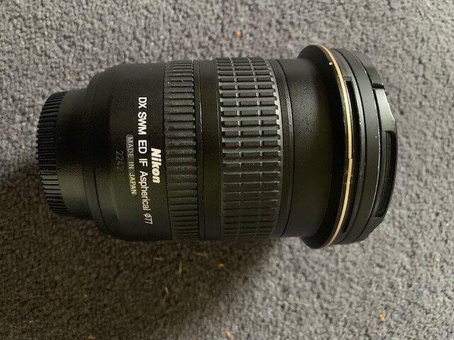 Nikon DX AF-S NIKKOR 12-24mm 1:4G ED | in Lewisham, London | Gumtree