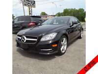 MERCEDES CLS 550 4MATIC TWIN-TURBO CLEAN CARPROOF SIEGES MASSANT