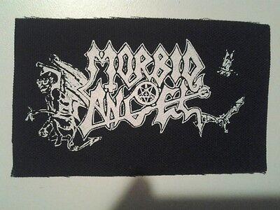 MORBID ANGEL PATCH grave/pentagram/emperor/deathyell/bathory/asphyx/entombed sob