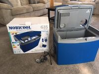 Mobicool G35 Electric Coolbox Cool box 12v/240v camping fridge