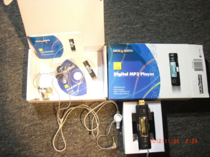 DICK SMITH VOICE RECORDER MP3 PLAYER USB BUILT IN Oakleigh South Monash Area Preview
