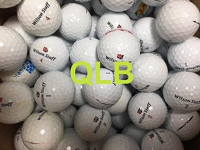50 x A/B GRADE WILSON DX SOFT golf balls - BEST PRICES