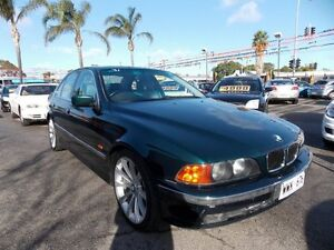1997 BMW 523I E39 Steptronic Green 5 Speed Sports Automatic Sedan Enfield Port Adelaide Area Preview