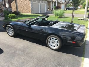 1992 Corvette Convertible C4