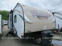 **LUXURIOUS TRAVEL TRAILER! **$107.35 BIWKLY! **$1000 IN PARTS!