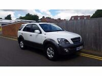 KIA Sorento 3.5 AUTO LHD LEFT HAND DRIVE 5dr 2006 UK REGISTERED REVERSE CAMERA