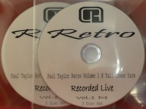 Paul Taylor Retro Volume 1 @ Tall Trees Yarm