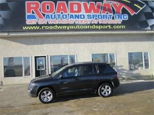 2014 Jeep Compass North - PST PAID