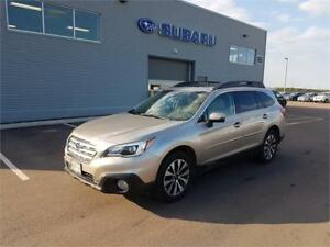 2015 Subaru Outback 2.5i w/Limited & Tech Pkg