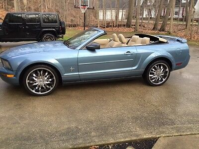 2006 ford premium convertible used ford mustang for sale in painesville ohio used car lookup. Black Bedroom Furniture Sets. Home Design Ideas