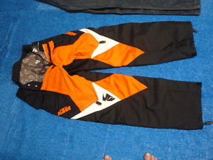 KTM RIDING PANTS AND LOTS OF GEAR