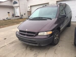 Dodge Chrysler Grand Caravan