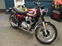 Kawasaki W 800 Special Purchase ONLY 2 LEFT
