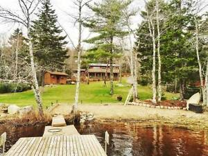 NEW PRICE FOR AN AMAZING LAKEFRONT HOME OR COTTAGE