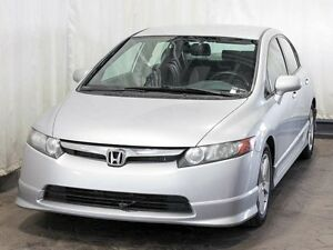 2008 Honda Civic LX Sedan Automatic w/ Remote Starter, MP3/CD pl