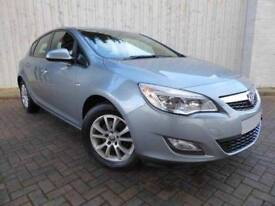 Vauxhall Astra 1.7 Exclusiv CDTI 110 16v ....Lovely Diesel Astra with Full Service History