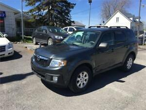 2010 Mazda Tribute GX - FINANCEMENT 100% APPROUVÉ