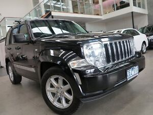 2012 Jeep Cherokee KK MY12 Limited 5 Speed Sports Automatic Wagon Keilor Park Brimbank Area Preview