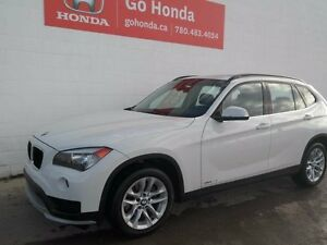 2015 BMW X1 X1, XDRIVE, 28i, AWD, LEATHER, PANOROOF