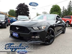 2017 Ford Mustang EcoBoost *PERFORMANCE PKG* *PREMIUMCARE WARRAN