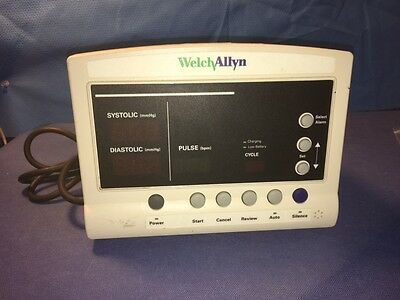 Welch Allyn 52000 Series Nibp Pulse Printerrecorder Patient Monitor.