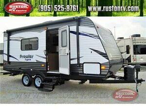 NEW 2017 Prowler Lynx 18LX Travel Trailer
